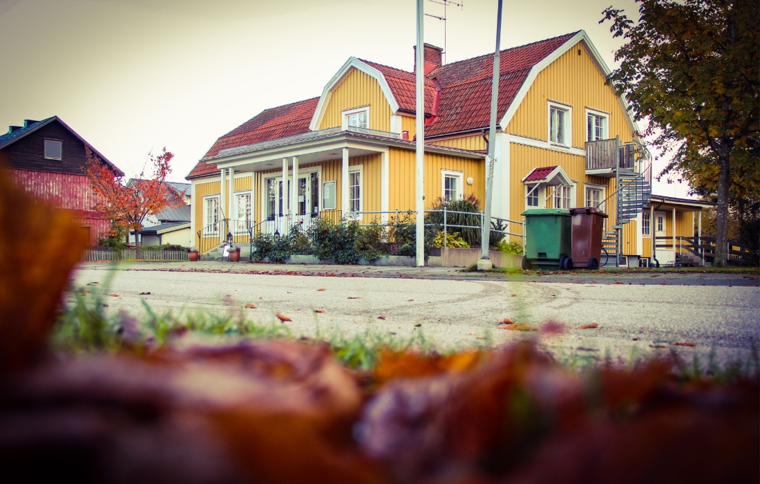 Barlanda-Pastorat-Schweden
